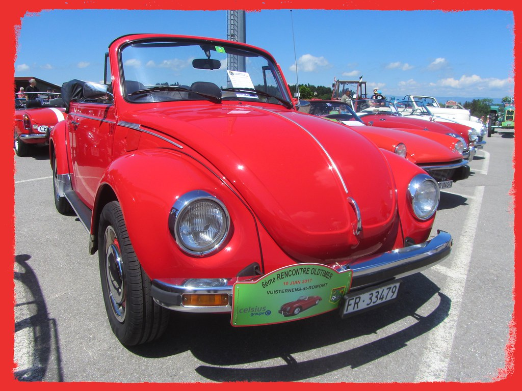 hight resolution of  vw beetle 1303 convertible 1978 by v8dub