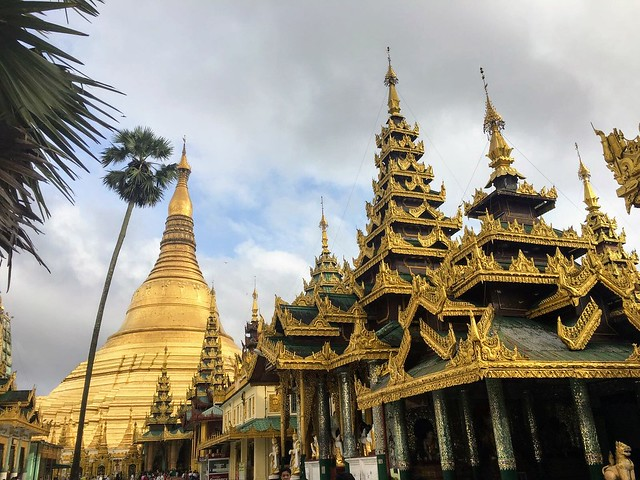 Swedaw Pagoda