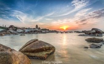 Sunrise at Ke Ga - Binh Thuan Province