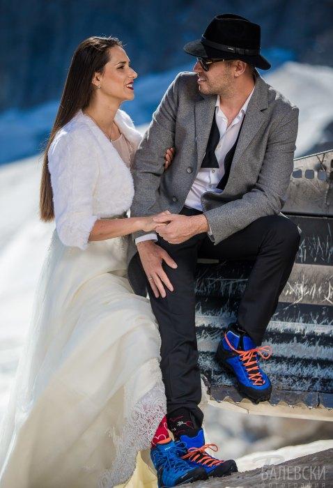 Таня и Стефан