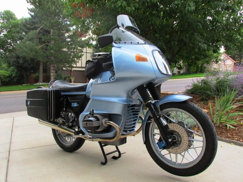 Gonzo: 1977 R100RS