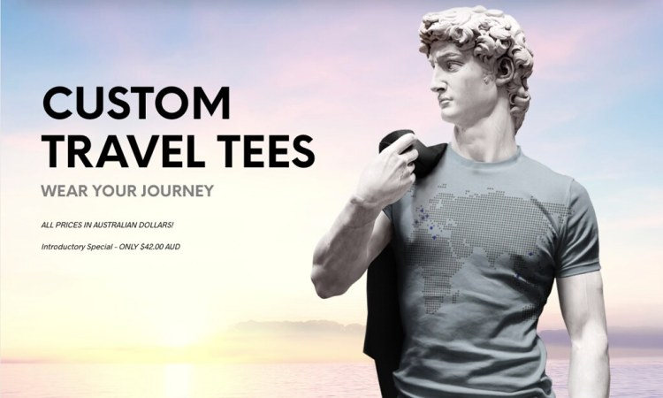 Custom Travel Tees