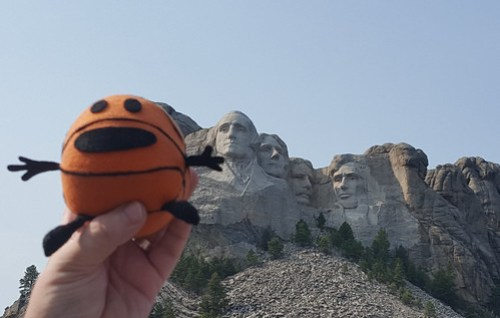 An important addition to Mount Rushmore
