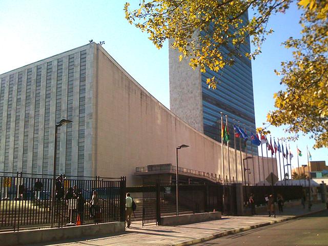 United Nations, 2008