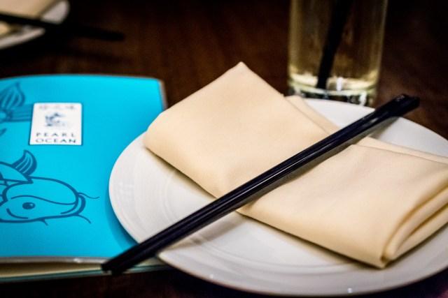 dim sum lunch at pearl ocean