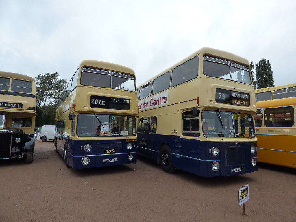 Birmingham Bus Bash - Cannon Hill Park - Wythall Transport… | Flickr