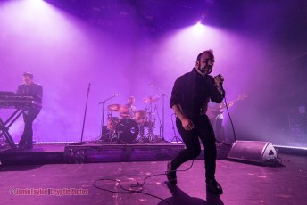 Future Islands + Oh, Rose! @ The Vogue Theatre - September 24th 2017