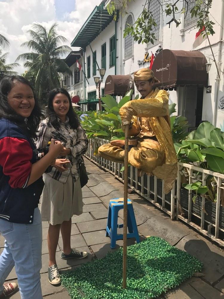 Kota Tua Jakarta LEVITATION