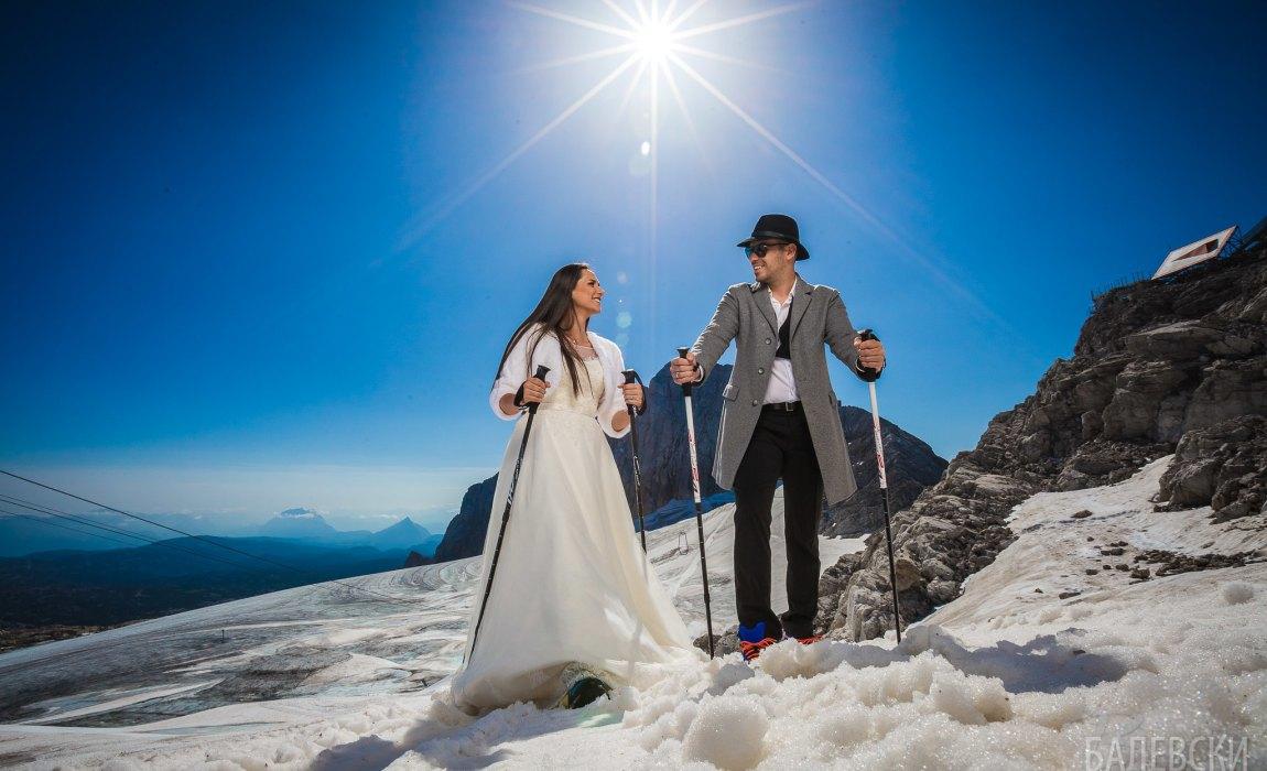 Австрия - Таня и Стефан
