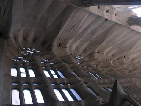 Barcelona Sagrada Familia nave2