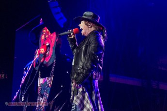 Guns N Roses + Royal Blood @ BC Place Stadium - September 1st 2017