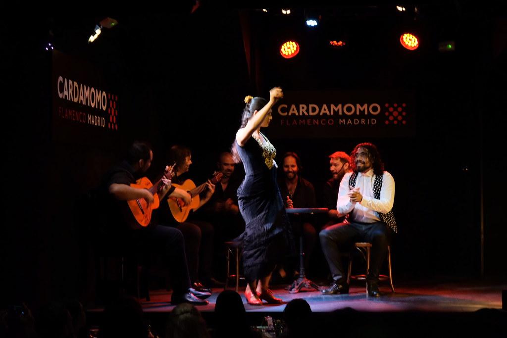 Flamenco Dancing in Madrid