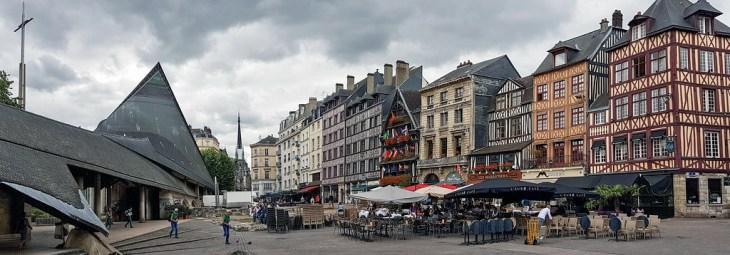 20170804_140512 Place du vieux marché Rouen France | Flickr