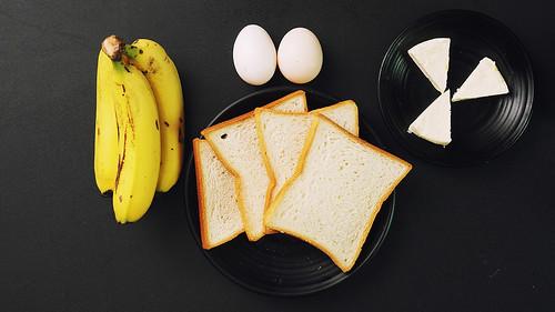 Banana Cheese Roll Cake – Crispy and yummy