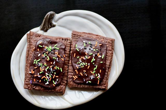 Chocolate PB&J Pop Tarts - 23