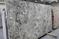 Granite Alaska White Granite slabs for countertop
