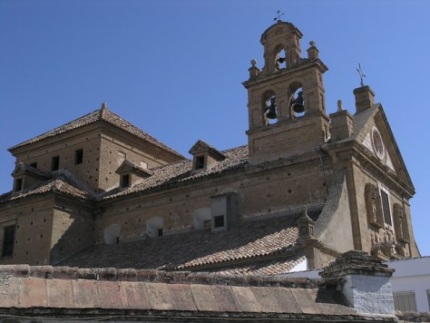 Antequera church