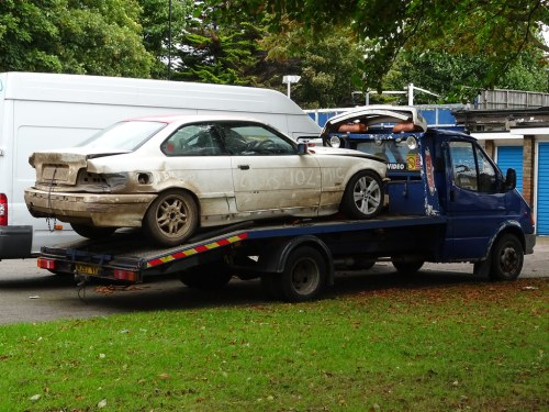 small resolution of  1998 bmw 328i sport coup on a 1995 ford transit 190 lwb by neil s classics