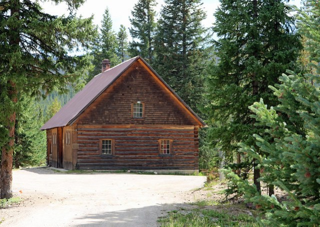 Colorado State Forest Building Complex