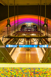 Metro-Station Unionstrasse/ Dortmund