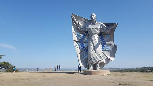 Dignity sculpture