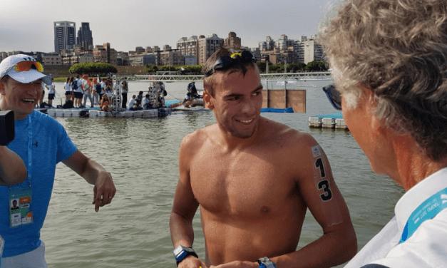 Gwangju 2019, sale l'attesa per la 10 km maschile
