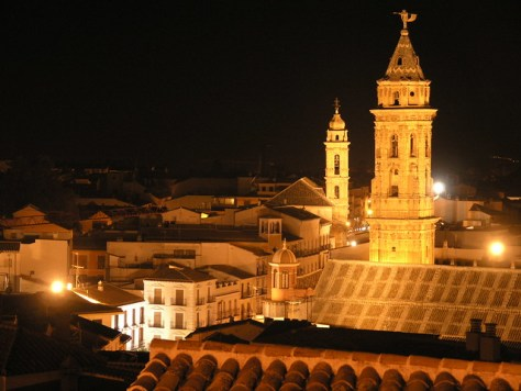 Antequera nightscape