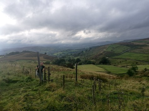 Grindleford to Hathersage Walk