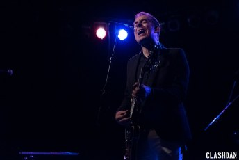 Ted Leo & The Pharmacists @ Cat's Cradle in Carrboro NC on October 24th 2017