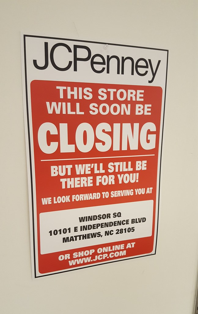 Monroe Mall Nc : monroe, JCPenney, Monroe, Monroe,, Kalasnik, Flickr