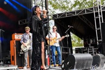 Ruby Velle & The Soulphonics @ Project Pabst, Atlanta GA 2017