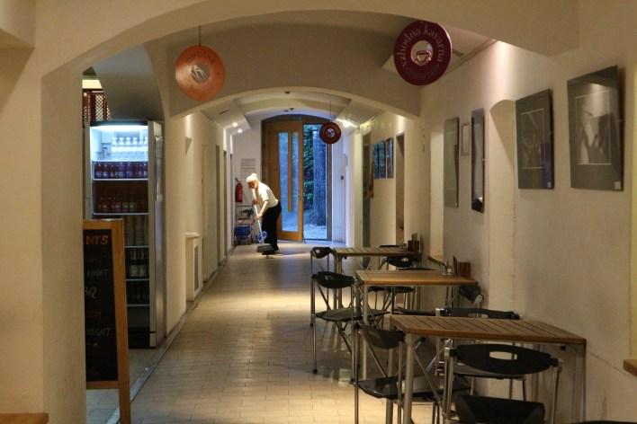 Dónde dormir y alojamiento en Liubliana (Eslovenia) - Hostal Celica Art.