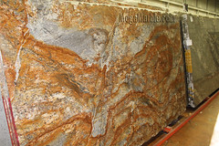 juparana persa Granite slabs for countertop