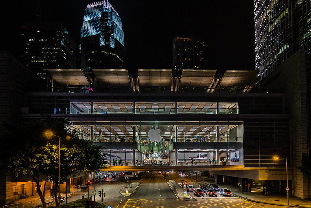 Apple Store Central HKG - Hongkong 65/188   Handheld Shot wi…   Flickr