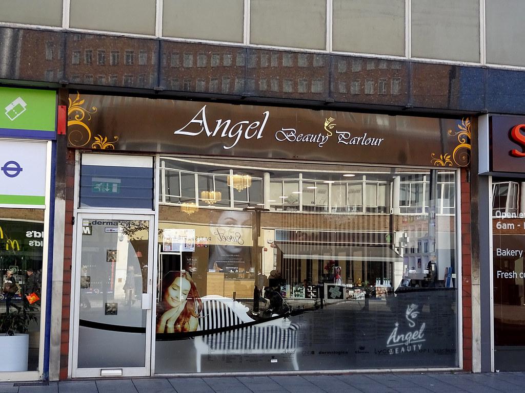 Angel Beauty Parlour, Croydon, London CR0   Links: Completis…   Flickr