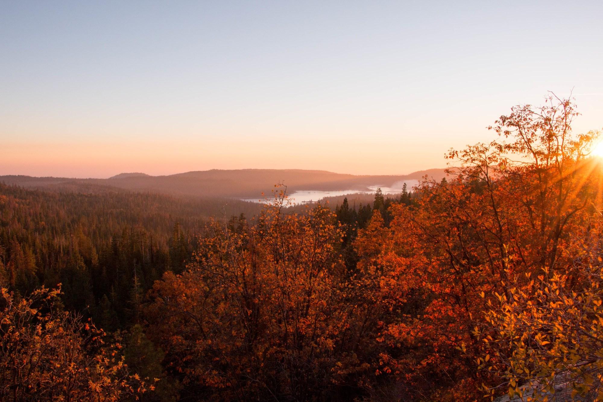 10.21. Shaver Lake Viewpoint