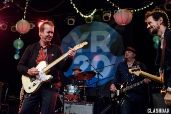 Chuck Prophet and the Mission Express @ Yep Roc 20, Carrboro NC 2017