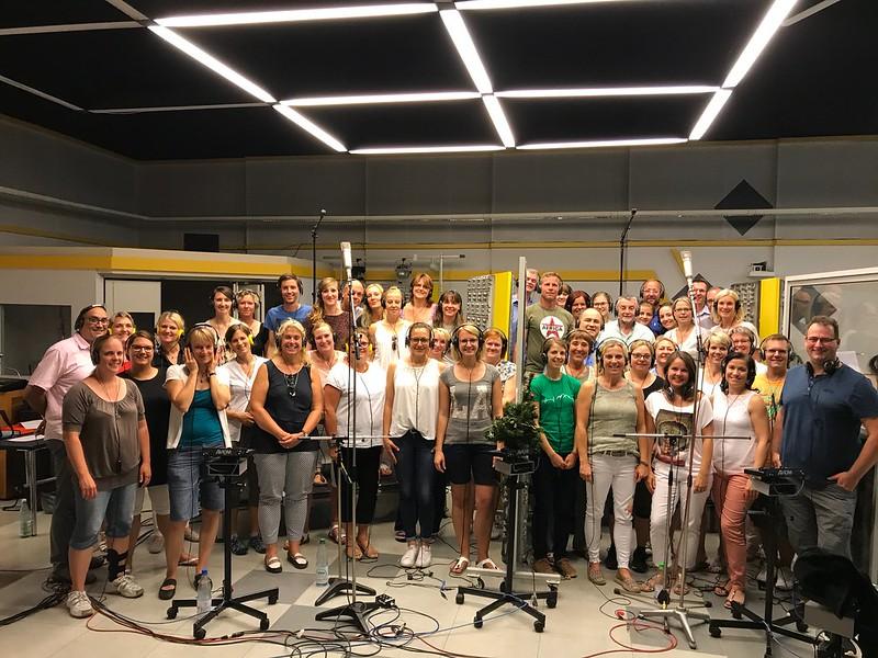 Choraufnahmen in den BauerStudios_1