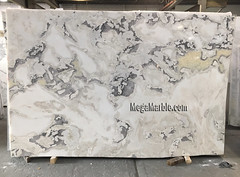 Caribbean Island 3cm marble slabs for countertops