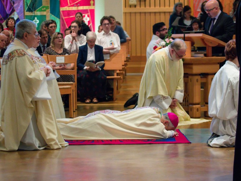 The Ordination of Bishop Andrew E. Bellisario, C.M.