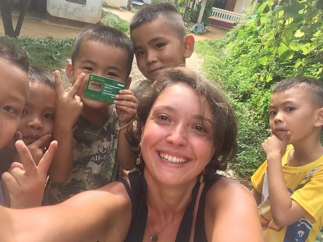 Nong Khiaw - Children
