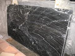 Marble Slab Abu Black