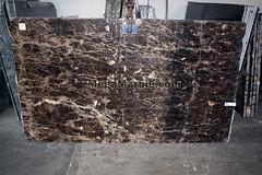 Emperador Dark 3cm marble slabs for countertops
