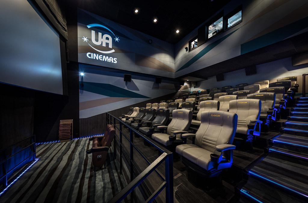 UA Cinemas - Megabox | Interior design:: www.oftinteriors.co… | Flickr