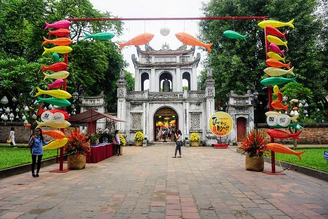 Literature Temple - Hanoi