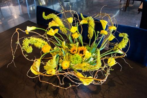 Trends: Inspiring Conversation - Photo Courtesy Society of American Florists