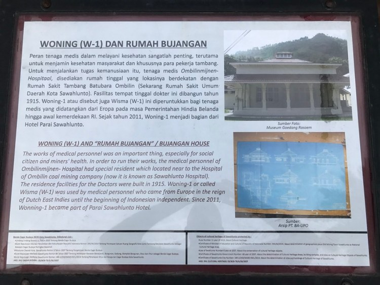 Parai City Garden Hotel History