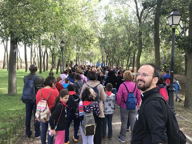 Salida a Cubas de la Sagra - Niños primaria
