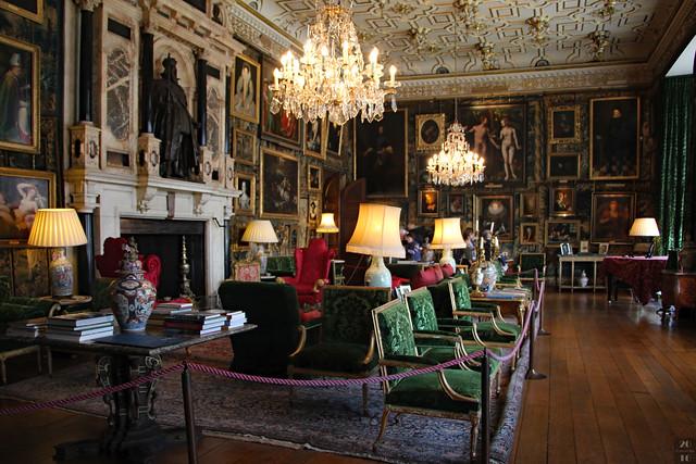 King James' Drawing Room