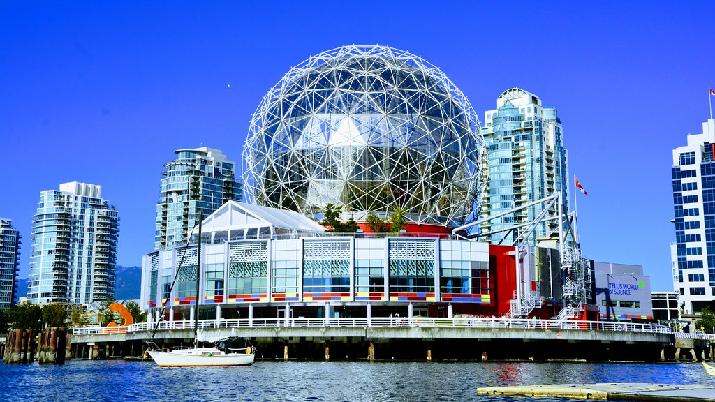 Vancouver Science World  Science World at Telus World of